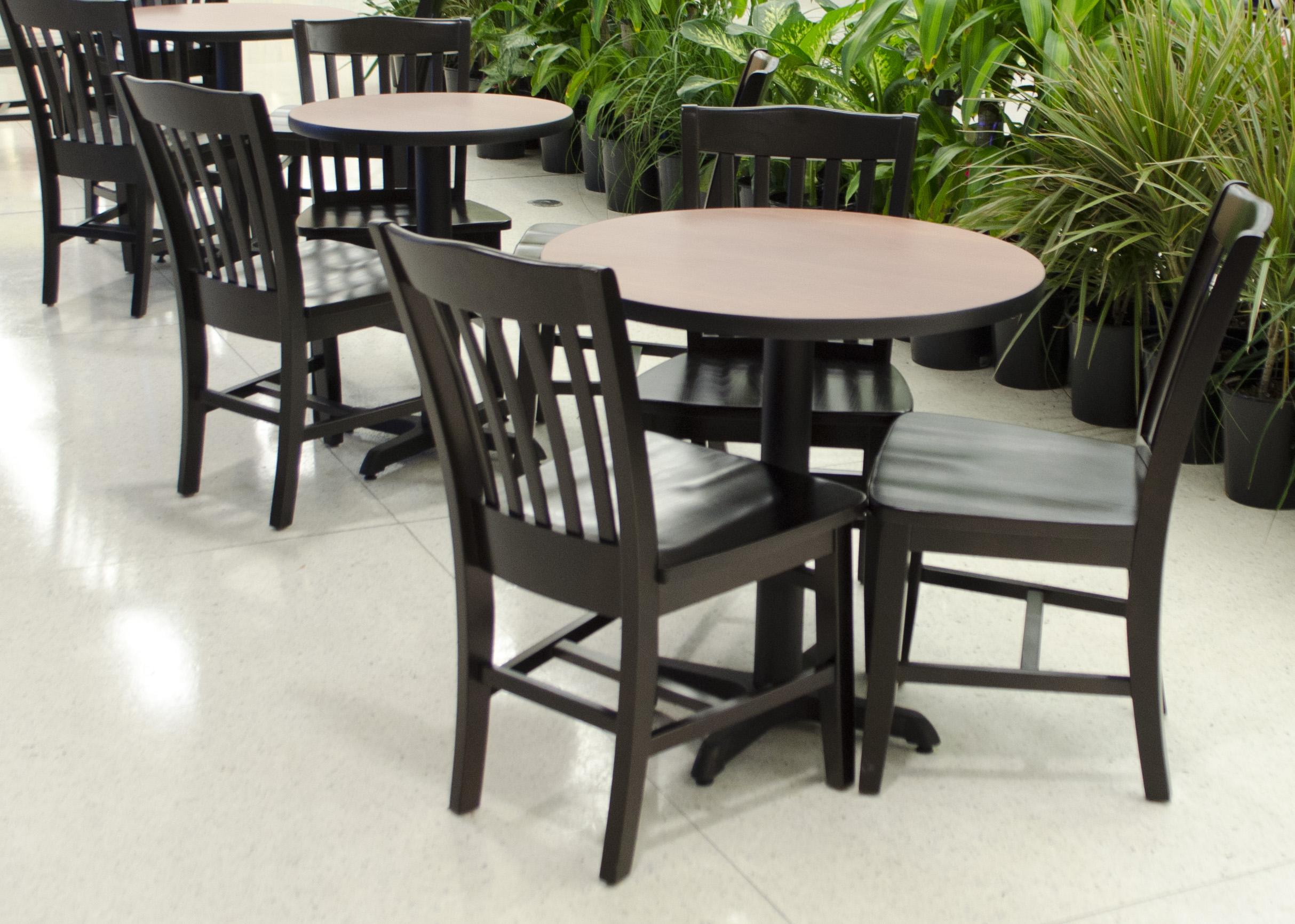 Vinyl Edge Table Tops Laminate Restaurant Table Tops Plymold - Outdoor table tops restaurant