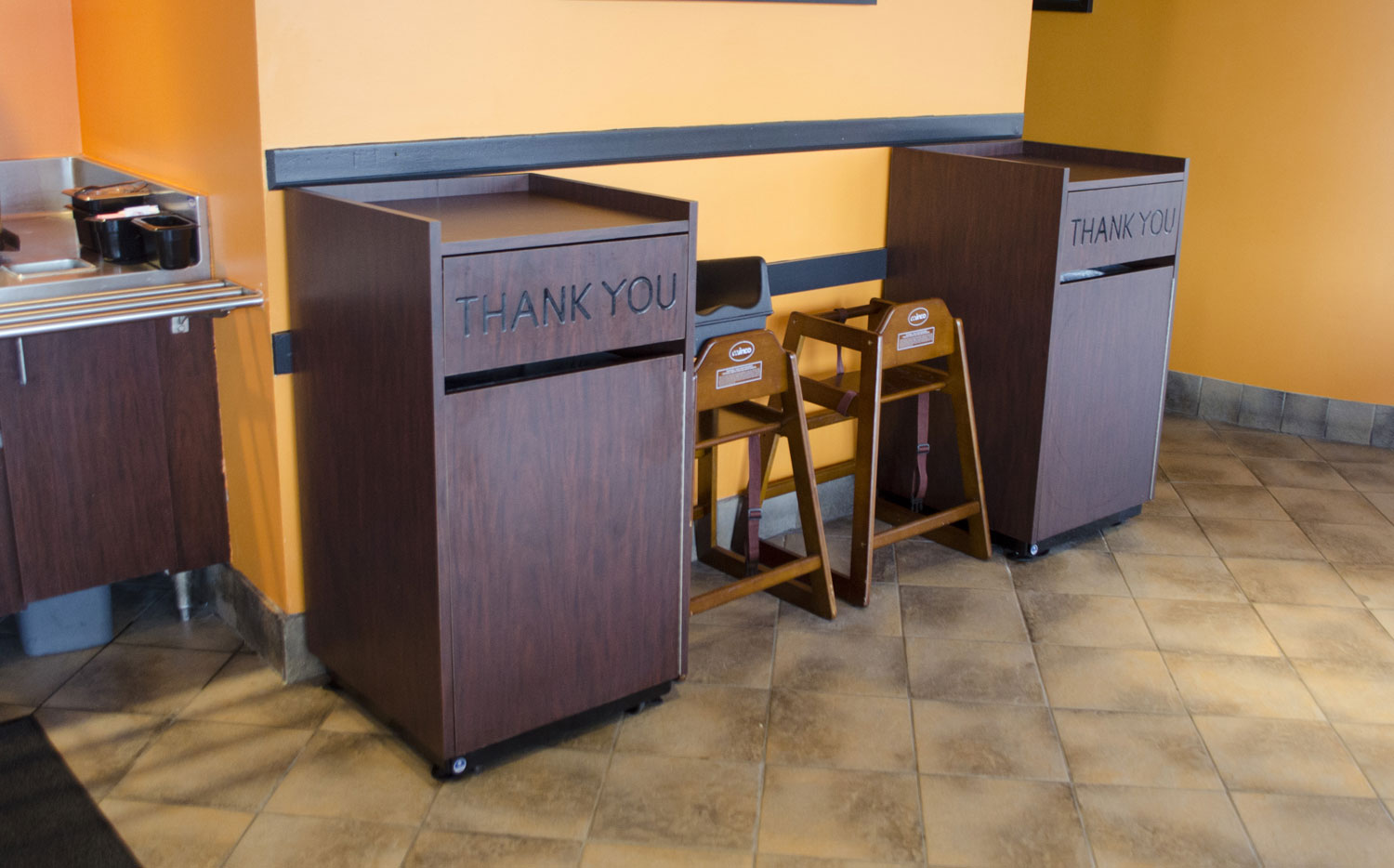 Restaurant Trash Cans Durable Restaurant Waste