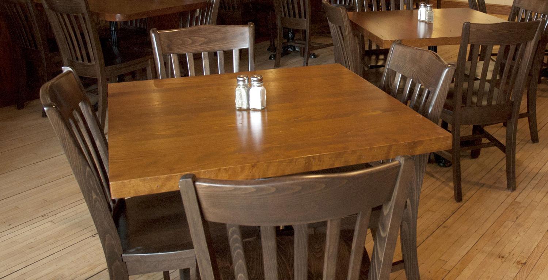 Restaurant Tables Tables For Restaurants Bars