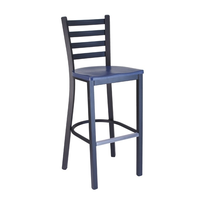 Encore Metal Restaurant Chair with Atlantis Composite Seat