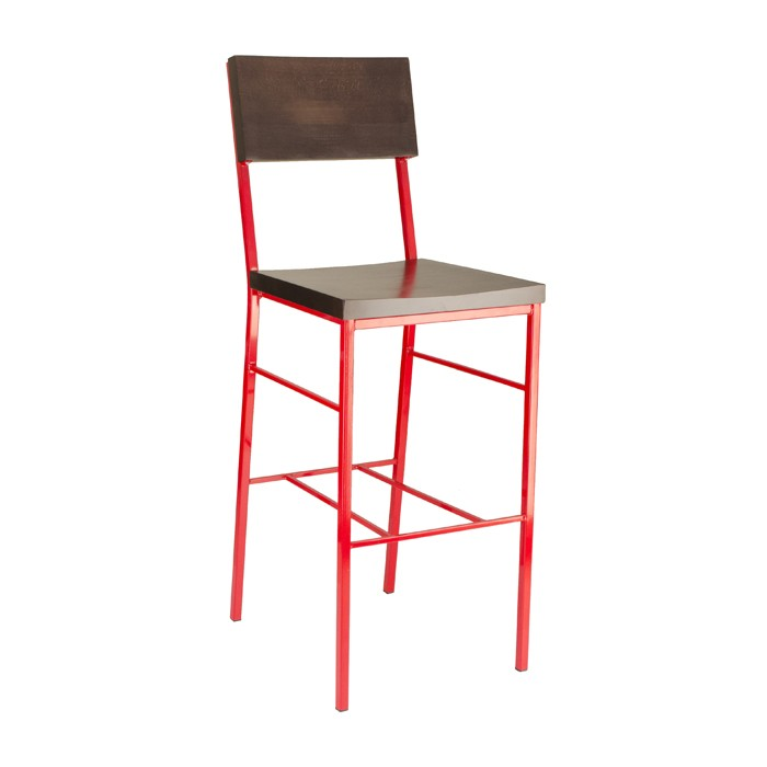 Red Aspen Restaurant Barstool | Commercial Bar Stools, Restaurant Bar Stools  | Plymold Essentials