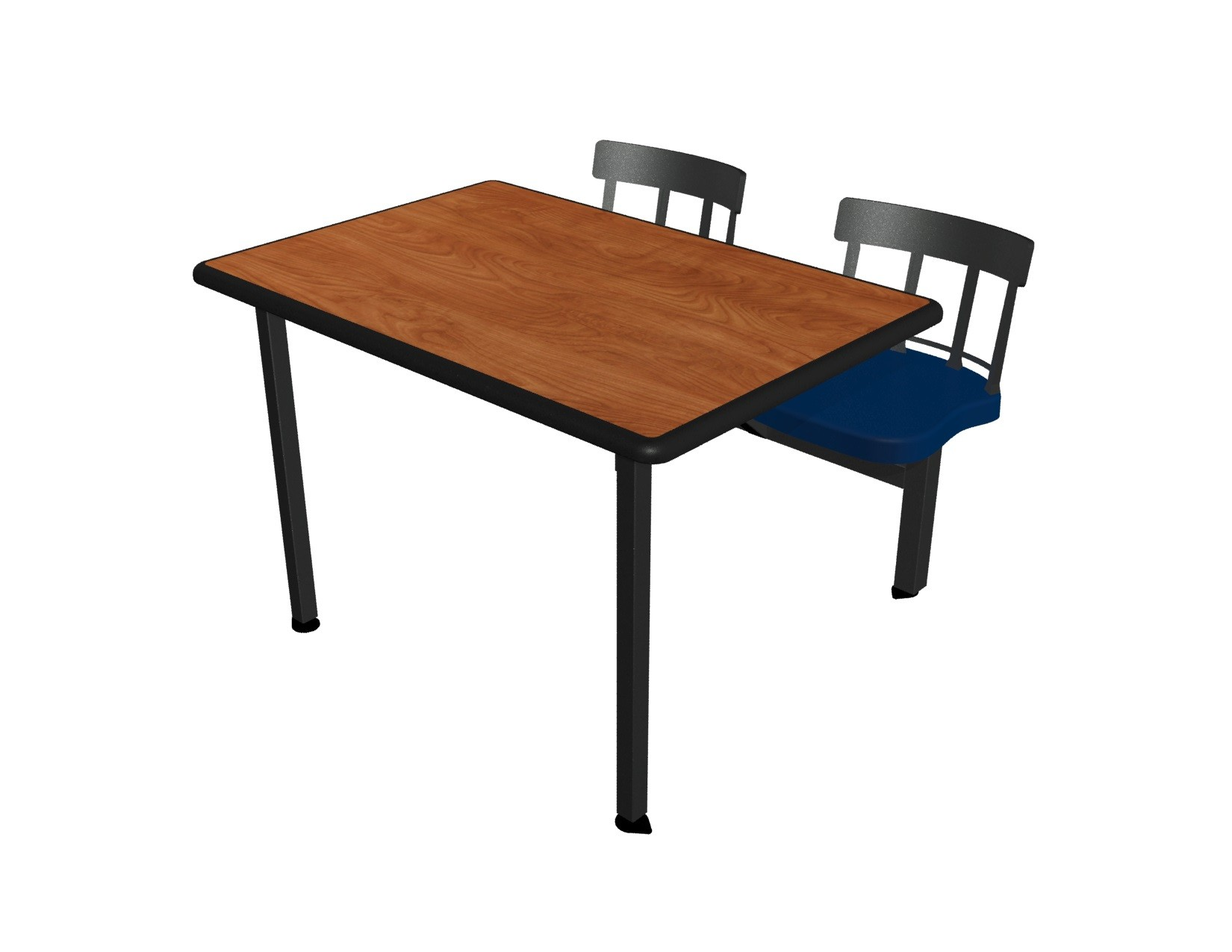 Jupiter Seat ADA Unit With DurAEdge Table Country Chairheads - Ada restaurant table