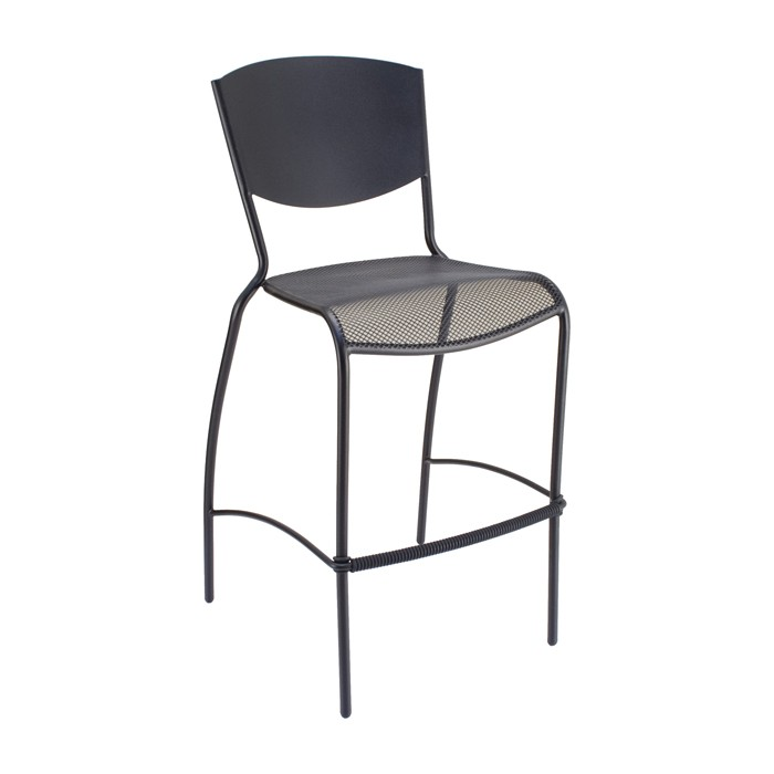 CLEARANCE - Topeka Outdoor Barstool