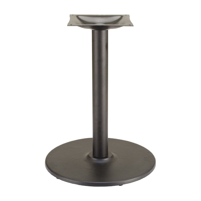 22 Round Pedestal Table Base Dining Height Restaurant Furniture Commercial Bar Plymold Essentials