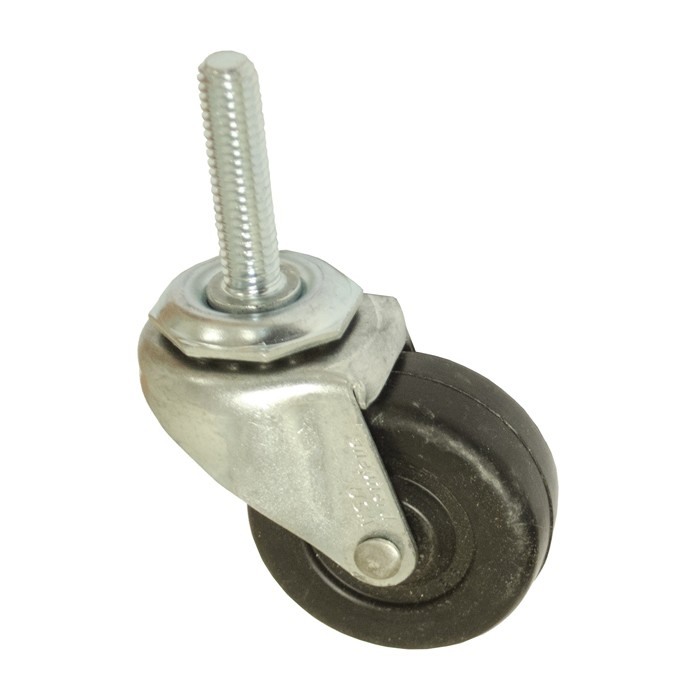 Replacement Casters for Single Waste Receptacles