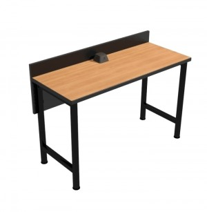"Powered Dining Counter - 48"" Long Dining Height"