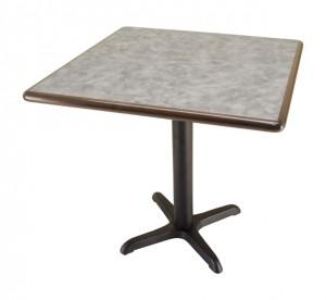 "36"" x 36"" Wood Edge Table Top"