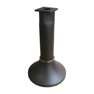 Seat post Onyx Black - dining height