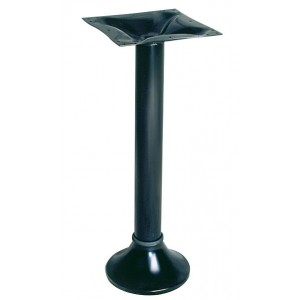 Bolt-down Table Base - Dining Height