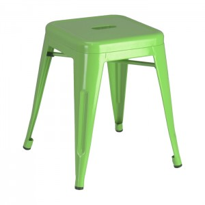 Green Calais Dining Stool