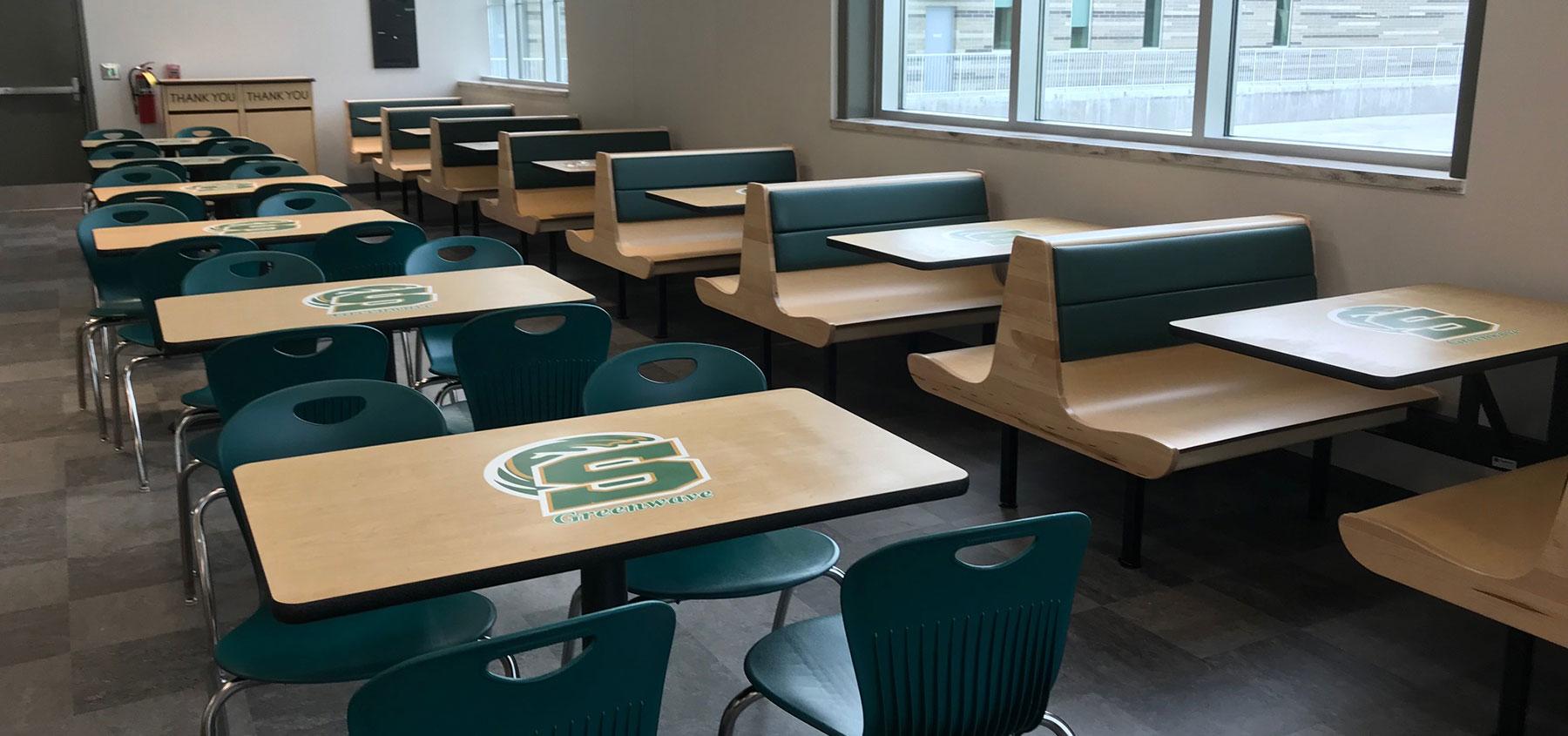 Greenwave Cafeteria