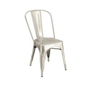 Paris Chair Galvanized